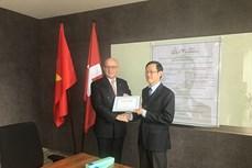 越南3名科学家荣获亚历山大·耶尔森奖