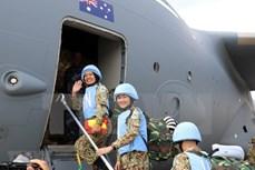 越南为联合国做出积极和切实的贡献