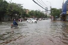 越南祖国阵线中央委员会主席向遭受第五号台风影响各省致慰问电