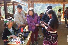 赫蒙族村寨禁毒典范——欣溪湖村