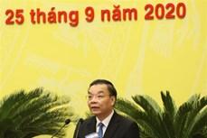 党建:朱玉英同志当选河内市人民委员会主席