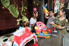 河内市在古街区举行多项特色的传统活动 庆祝2020年中秋节