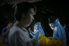新冠肺炎疫情:治愈出院病例1007例 无危重病例