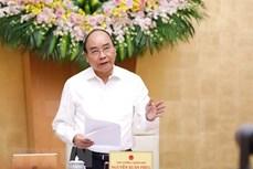 越南政府总理阮春福:经济社会发展不断呈现出良好势头