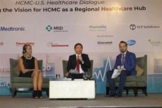 胡志明市与美国促进合作 将胡志明市建成区域医疗中心