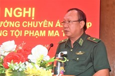 越南成功侦破一起特大跨国海上走私贩毒案