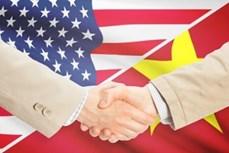 经贸合作—越美关系发展中的亮点