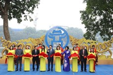 """升龙—河内建都1010周年:""""河内:历史里程碑""""展览会今日开展"""