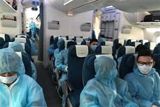 新冠肺炎疫情:将在澳大利亚和新西兰的近350名越南公民接回国
