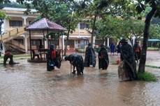 越南祖国阵线中央委员会致电慰问遭受洪灾的中部和西原各省市