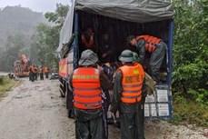越南政府副总理郑廷勇对7号台风防御工作作出重要批示