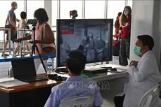 新冠肺炎疫情:老挝放宽针对入境人员的防疫措施