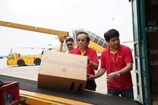 越捷将救援物资和人员免费运送至洪灾地区