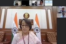 印度-越南商务论坛助力促进两国企业对接