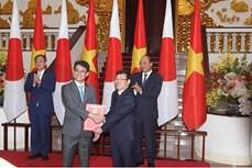 永福省向日本东陶(越南)公司的投资项目授予投资许可证