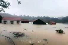 广平省仍有2000间房屋被淹
