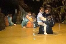 联合国儿童基金会向越南中部儿童提供援助