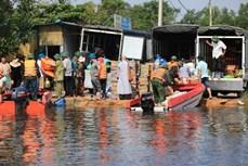 美国政府就中部地区洪灾对越南表示慰问