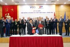 越南-欧洲企业理事会问世