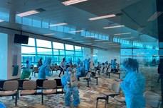 新冠肺炎疫情:将滞留新加坡的240余名越南公民接回国