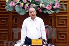 阮春福总理:要做好与国际铁路系统对接的准备 以便拓展发展空间