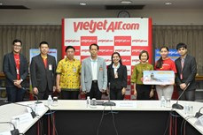 泰国越捷航空公司开通合艾至清莱航线