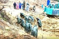 朝鲜内阁总理就越南中部洪涝灾害向政府总理阮春福致慰问电