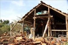 河内市向中部地区灾民提供590亿越盾 用于开展灾后重建工作