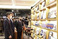 韩国东盟文化旅游展位开展