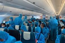 新冠肺炎疫情:将在德国和罗马尼亚的340余名越南公民接回国
