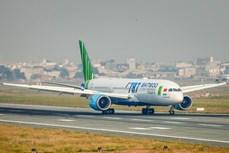 越竹航空获批开通直飞美国的航线 执飞机型波音787-9梦想飞机