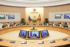 越南与俄罗斯在发展全面战略伙伴关系问题上有相同看法