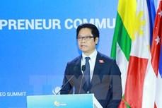 ASEAN 2020:2020年越南商务峰会正式开幕