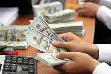 13日上午越盾对美元汇率中间价下调5越盾