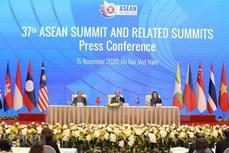 ASEAN 2020:政府总理阮春福主持新闻发布会 公布第37届东盟峰会和系列会议成果