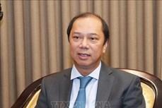 """越南外交副部长阮国勇:2020年东盟的主题成为了共同""""品牌"""""""