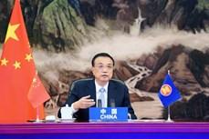 ASEAN 2020: 中国国务院总理李克强呼吁加强合作和团结一致 有效抗击疫情
