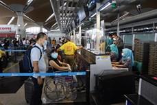 新冠肺炎疫情:将在马来西亚的290名越南公民接回国
