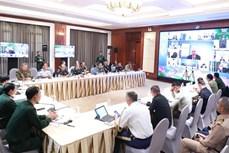 ASEAN 2020:东盟国防高级官员工作小组扩大会议今日召开