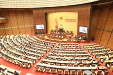 越南第十四届国会第十次会议公报(第十八号)