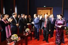 越共中央总书记、国家主席阮富仲:凝聚人民力量,倾听人民心声