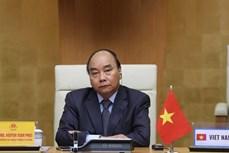 越南政府总理阮春福将出席以视频形式召开的二十国集团峰会