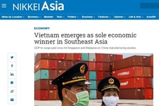 Nikkei Asia:越南——东南亚地区唯一经济成功案例