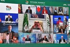 G20峰会:各国承诺公平分配新冠疫苗