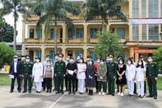 越南新增5例境外输入性新冠肺炎确诊病例