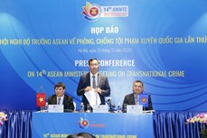 ASEAN 2020:越南公安部主持第14届东盟打击跨国犯罪部长级会议