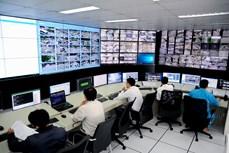 胡志明市走向繁荣与文明的数字社会