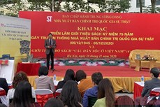 《越南的各个民族》一书问世