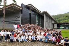 2020年第八届越南科学学校活动正式开幕