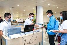 2020年11月越南接待外国游客量略有增加